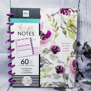 The Happy Planner Other - The Happy Planner FAITH Classic Size Happy Notes